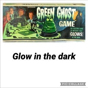 Green ghost 1965 game
